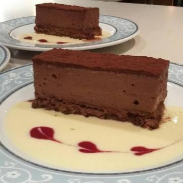 Dessert sur réservation